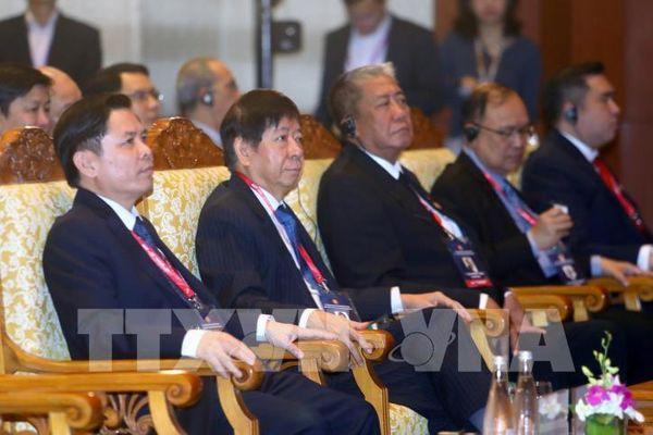 Thúc đẩy hợp tác giao thông vận tải vì thịnh vượng chung ASEAN