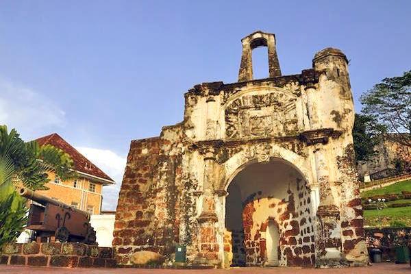 Khám phá thành phố cổ kính Malacca