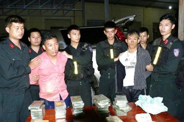 Trùm ma túy tuyến biên giới Việt – Lào bị bắt sau hơn 300 ngày thay tên đổi họ