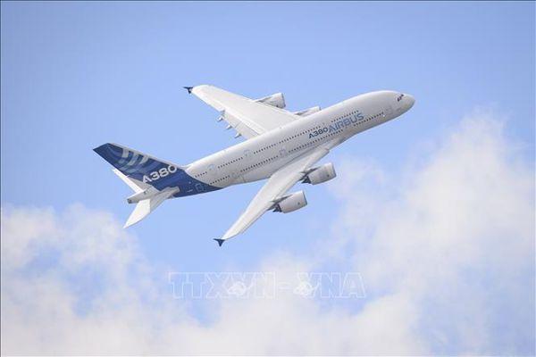 Airbus tạm chiếm thế thượng phong trước Boeing tại Triển lãm Hàng không Dubai