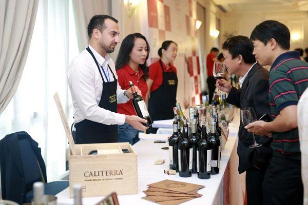 Lễ hội vang mới Beaujolais Nouveau 2019 tại Hà Nội