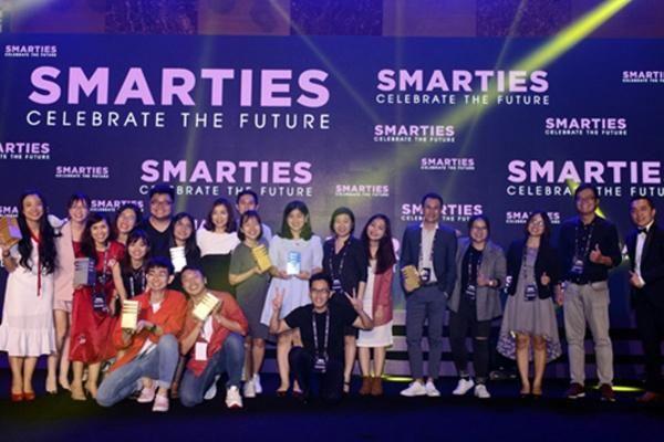 Tiên phong chuyển đổi số, Unilever Việt Nam thắng lớn ở Smarties Vietnam 2019