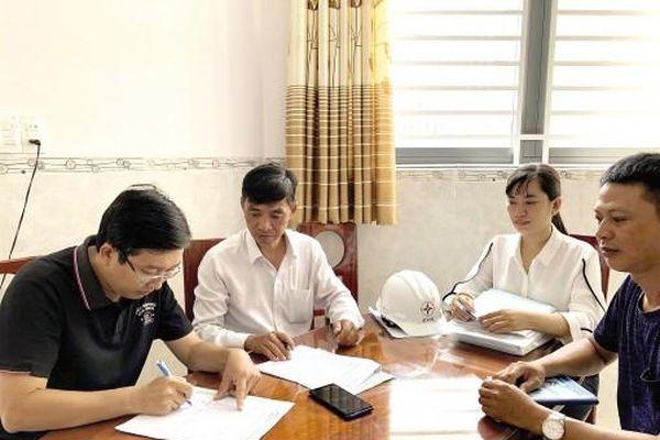 Khu dân cư Diệu Hiền đã được mua điện trực tiếp ngành điện