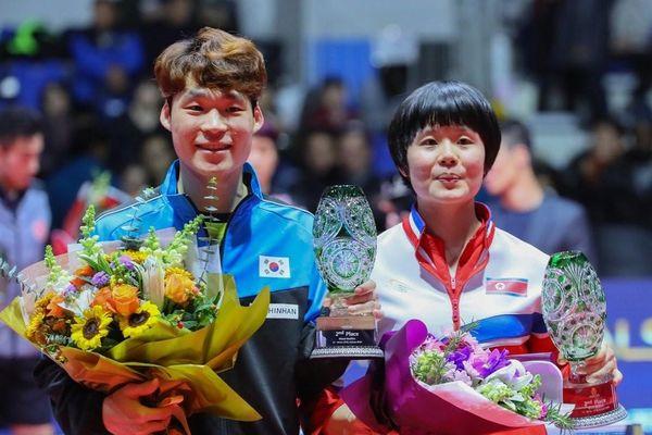 Hàn Quốc mời Triều Tiên dự Giải vô địch bóng bàn đồng đội thế giới