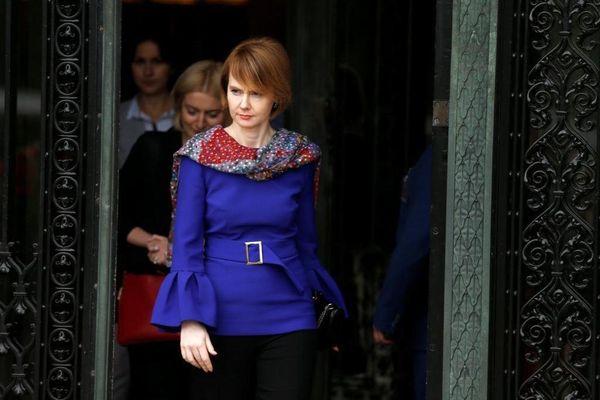 Thứ trưởng Ngoại giao Ukraine bất ngờ từ chức