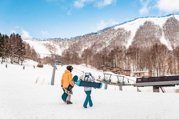 7 khu trượt tuyết đáng thử nhất thế giới