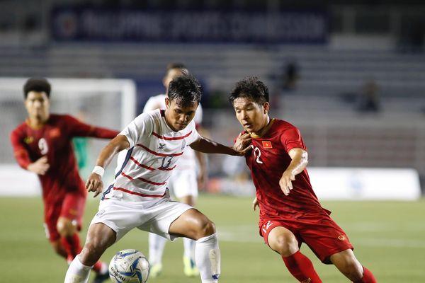 Trực tiếp U22 Việt Nam vs U22 Campuchia bán kết SEA Games 30