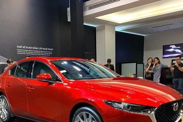 Bảng giá xe ô tô Mazda tháng 12: Hứa hẹn đợt giảm sâu kế tiếp
