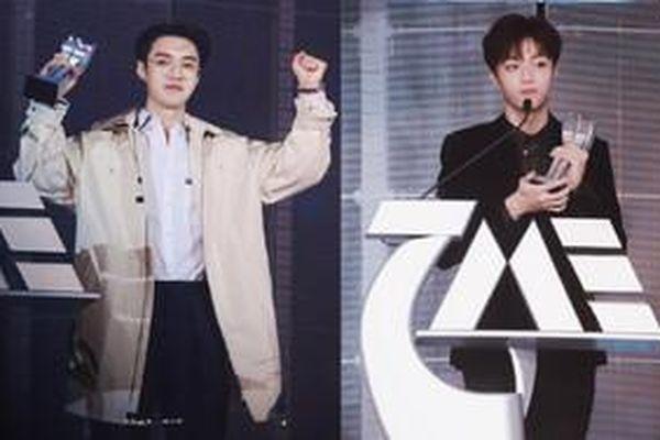 Tencent Music Awards: OST 'Trần tình lệnh' trở thành ca khúc của năm, Trương Nghệ Hưng nhận cú đúp với hai giải quan trọng