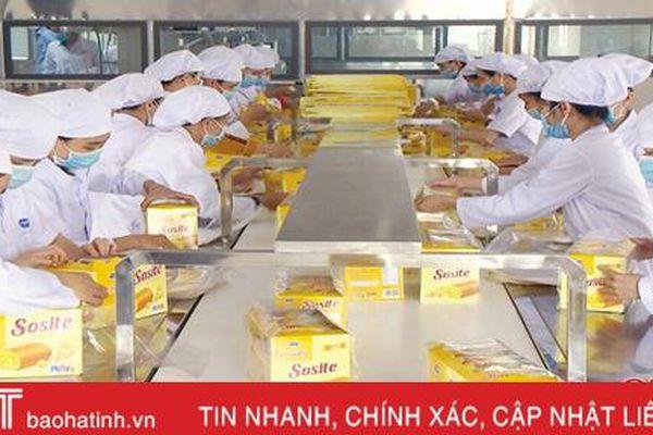 Công bố chất lượng sản phẩm, doanh nghiệp Hà Tĩnh nâng cao trách nhiệm đảm bảo ATTP