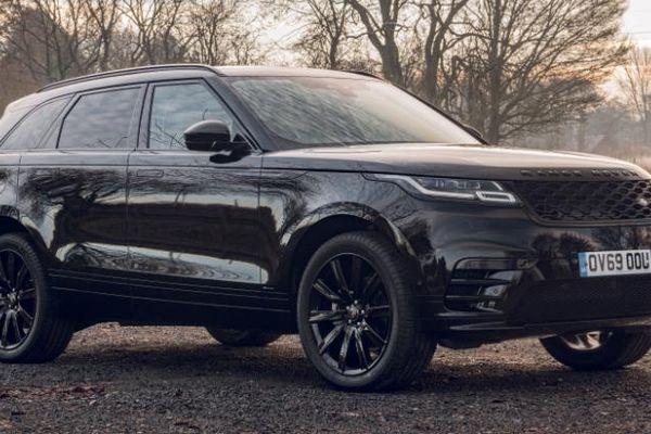 Range Rover Velar R-Dynamic Black sản xuất giới hạn ra mắt tại Anh