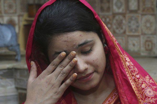 Bi kịch của cô dâu Pakistan tưởng lấy được chồng TQ giàu