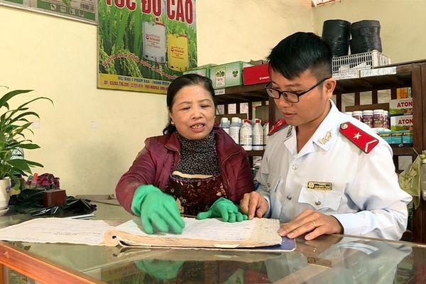 Chấn chỉnh các cơ sở kinh doanh phân bón và thuốc BVTV