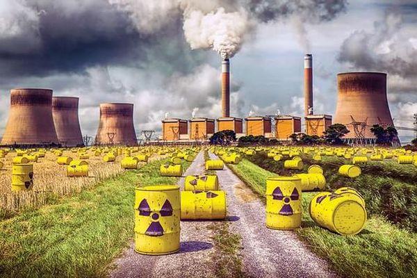 Rác thải hạt nhân đe dọa tương lai