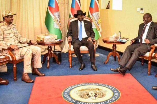 Nam Sudan: Thỏa thuận thành lập chính phủ đoàn kết dân tộc