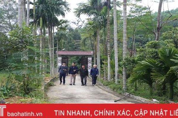 Bước qua bom đạn, các cựu binh Hà Tĩnh tiếp tục tạo ra giá trị mới cho cuộc sống