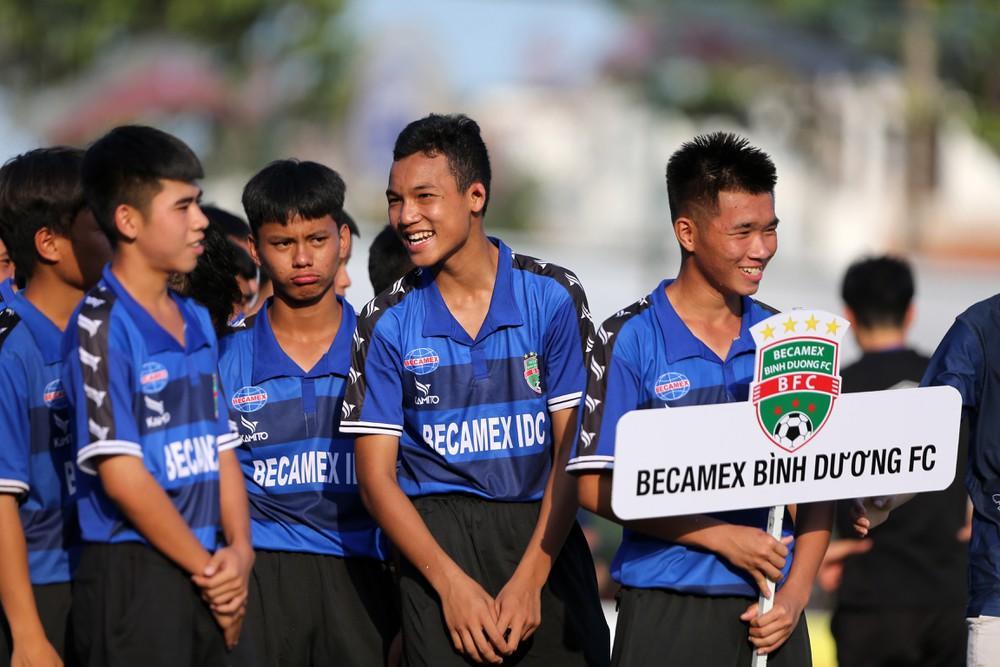 Becamex Bình Dương vô địch Giải bóng đá quốc tế U13 Việt Nam – Nhật Bản lần 2