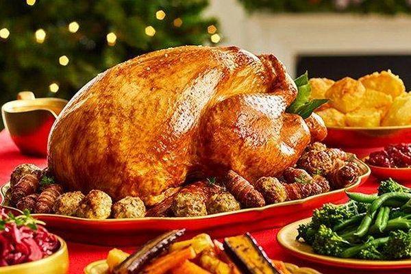 Mừng mùa lễ hội năm 2019: 5 món ăn truyền thống không thể thiếu trên bàn tiệc Giáng sinh