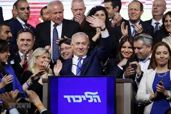 Thủ tướng Israel Benjamin Netanyahu: Thắng lợi để giành quyền miễn trừ truy tố