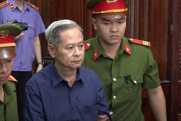 Hôm nay, cựu Phó Chủ tịch TPHCM Nguyễn Hữu Tín nói lời sau cùng trước Tòa