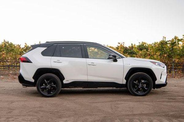 Cận cảnh SUV Toyota đẹp long lanh, giá gần 600 triệu đồng