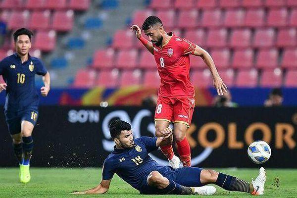 Video bàn thắng U23 Thái Lan 5-0 U23 Bahrain