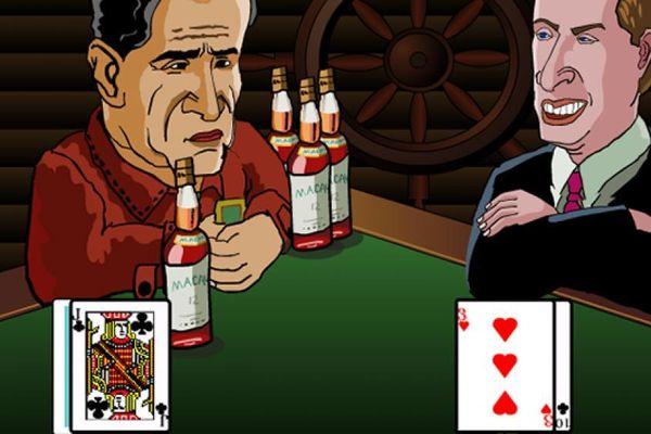 Chơi bài, ai thua phải uống rượu: Một người bị đánh chấn thương sọ não