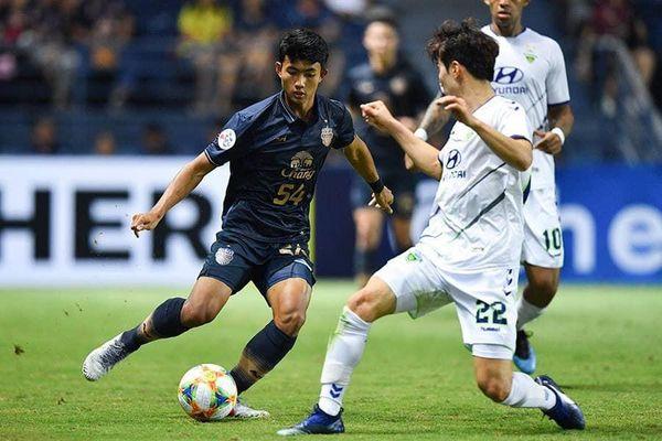 Sao trẻ Thái Lan đi vào lịch sử giải U23 châu Á