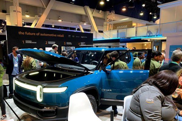 Triển lãm Điện tử tiêu dùng 2020 giới thiệu các công nghệ ôtô mới