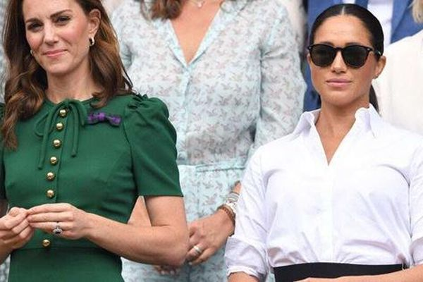Mời tình địch tin đồn đến dự tiệc nhưng Công nương Kate lại có hành động bất thường với em dâu