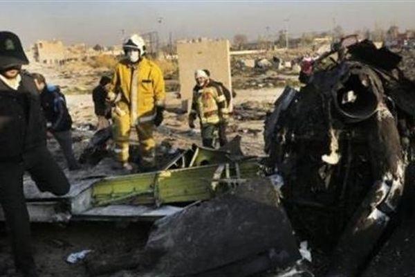 Boeing rơi ở Iran và sức ép NATO can dự Trung Đông?