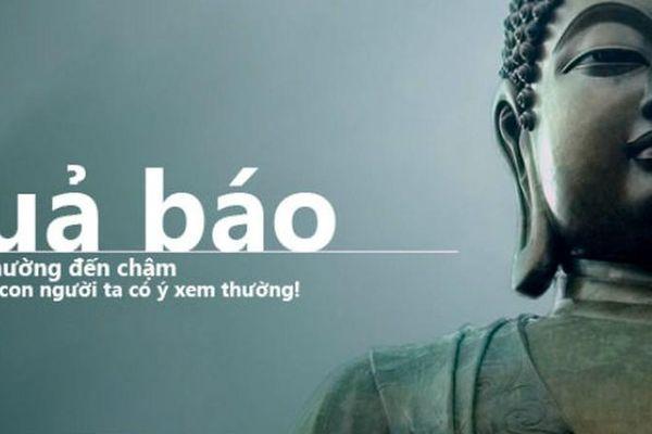 Đức Phật chỉ ra tội ác nhận quả báo ghê rợn nhất