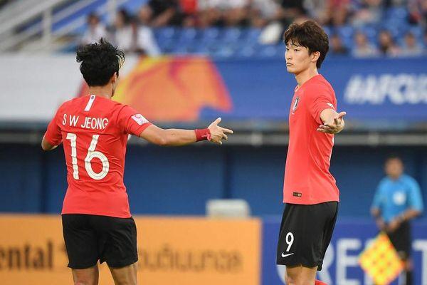 Hạ U23 Iran, U23 Hàn Quốc lấy vé tứ kết
