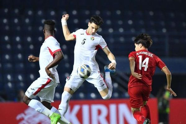 Báo Jordan: 'U23 Jordan chơi hay hơn nhưng Việt Nam quá may mắn'