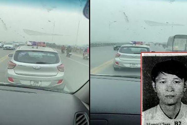 Nghênh ngang chặn đường xe cấp cứu ở Hà Nội: Tài xế taxi Vic vẫn ngụy biện