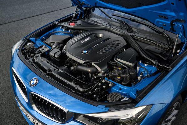 BMW thắng giải động cơ tốt nhất năm 2020