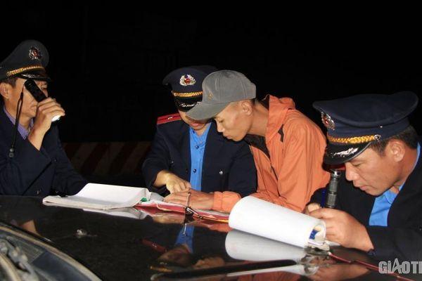 TTGT Đắk Lắk tóm gọn xe chở quá tải 85,9%, phạt 72 triệu đồng