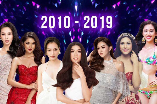 Miss International 10 năm: 2 người đẹp 'dính lời nguyền' Miss Visit Japan, Trúc Diễm - Thúy Vân - Tường San in-top