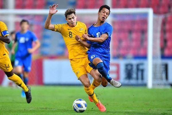 Thắng cựu vô địch 1-0, U23 Australia giành vé dự Olympic Tokyo 2020