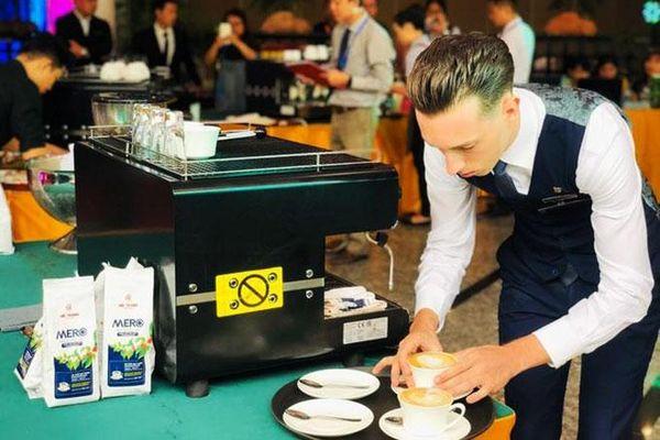 Khẳng định vị thế cà phê Việt