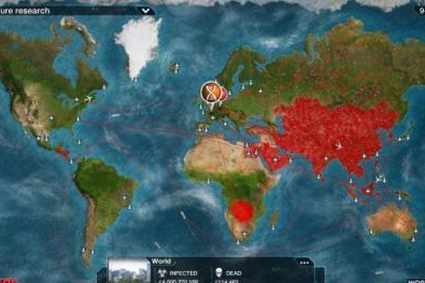 Trò chơi tìm hiểu về dịch bệnh do virus corona gây sốt cộng đồng mạng