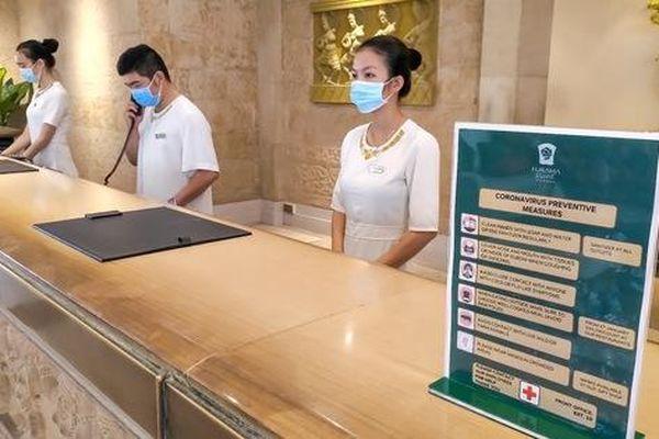 Resort nổi tiếng ở Đà Nẵng triển khai phương án phòng ngừa và kiểm soát dịch viêm phổi virus Corona