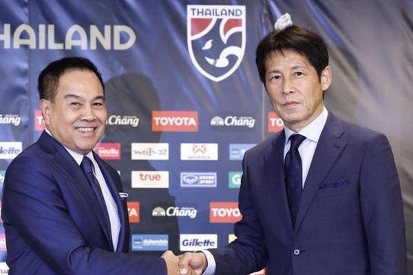 HLV Nishino và những biến động của bóng đá Thái Lan