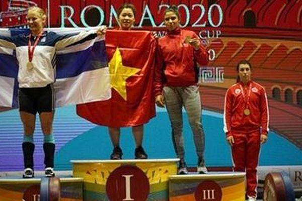 Bộ môn cử tạ Việt Nam: Rộng cửa đến Olympic 2020