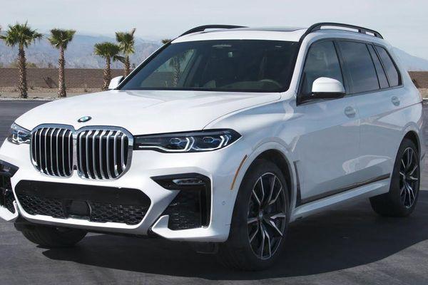 Đánh giá BMW X7 2020 – đúng chất SUV hạng sang nước Đức