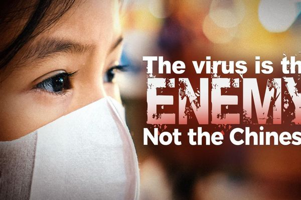 Chống virus corona, nhưng đừng chống lại nhau!
