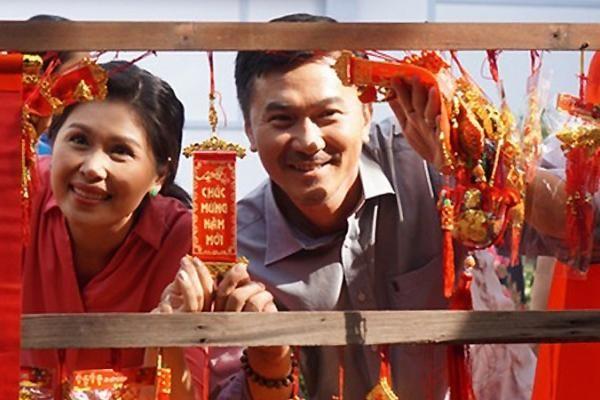 'Xông đất'phim truyền hình Việt