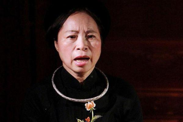 Nghệ sĩ ưu tú Bạch Vân: 'Ca trù là cuộc đời tôi'