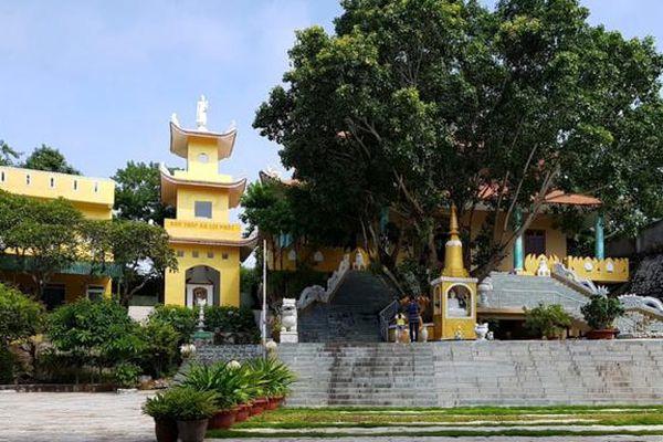 Bồ Đề - Ngôi chùa gắn với điển tích trong đạo Phật