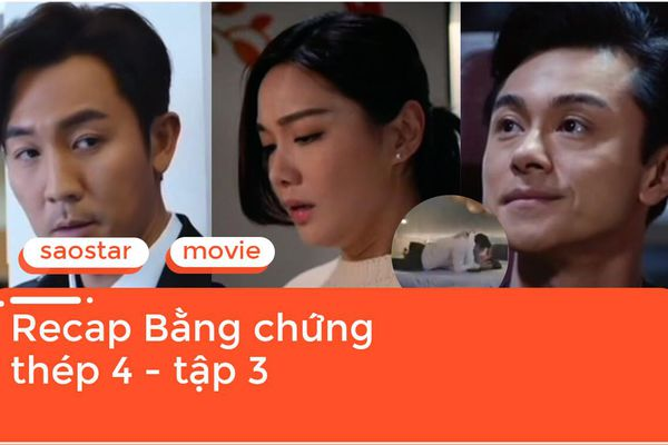 'Bằng chứng thép 4' tập 3: Huỳnh Hạo Nhiên có cảnh nóng bỏng với bạn diễn nữ - Thang Lạc Văn sẽ có tam giác tình yêu với sếp Quách và sếp Cao?